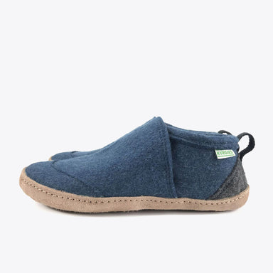 Nisolo - Kyrgies All Natural Tengries - Heathered Navy Womens