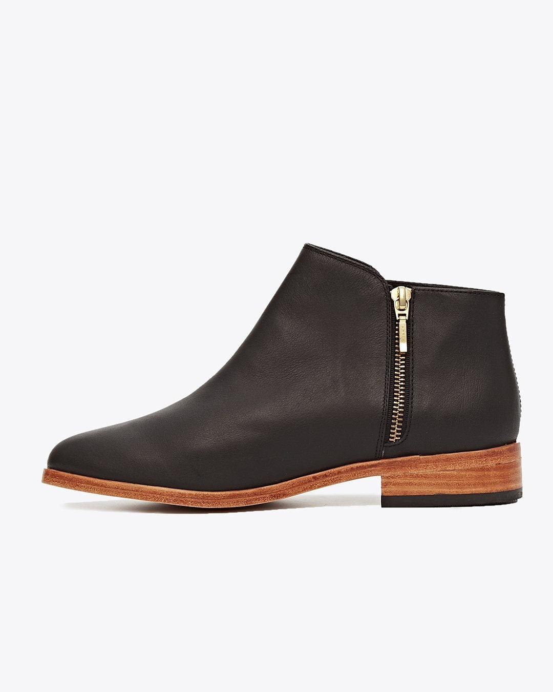 Lana Ankle Boot Black Women's Leather Boot Nisolo