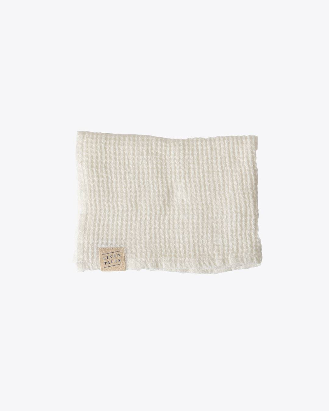 Linen Tales Waffle Hand Towel White Linen Tales