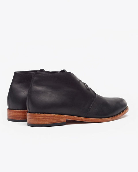 Luca Chukka Boot Black