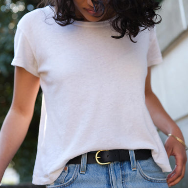 Nisolo - Noemi Belt Black