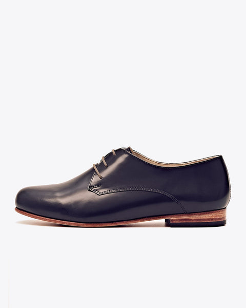 Oliver Oxford Matte Patent Leather