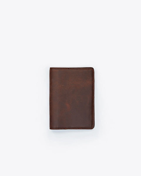 Passport Case Chestnut
