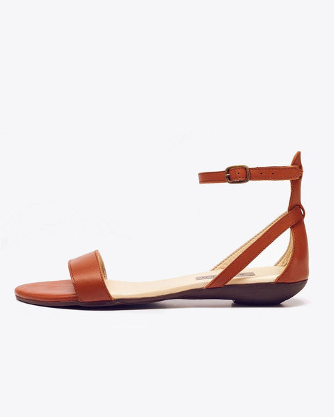 Serena Sandal Caramel | FINAL SALE