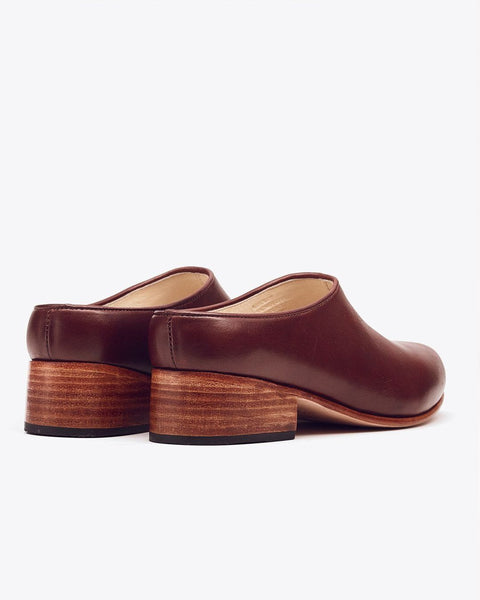 Sofia Slip-On Brandy