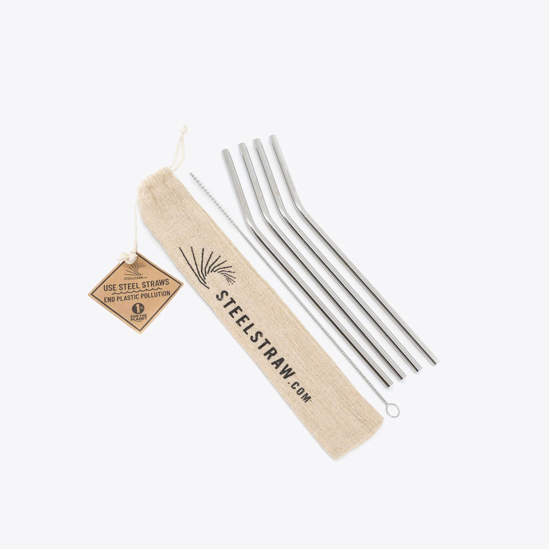 Steel Straw Metal Straw Set Steel Straw