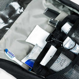 United By Blue Pitch Toiletry Case Black United By Blue