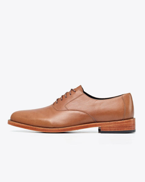Calano Oxford Saddle Brown