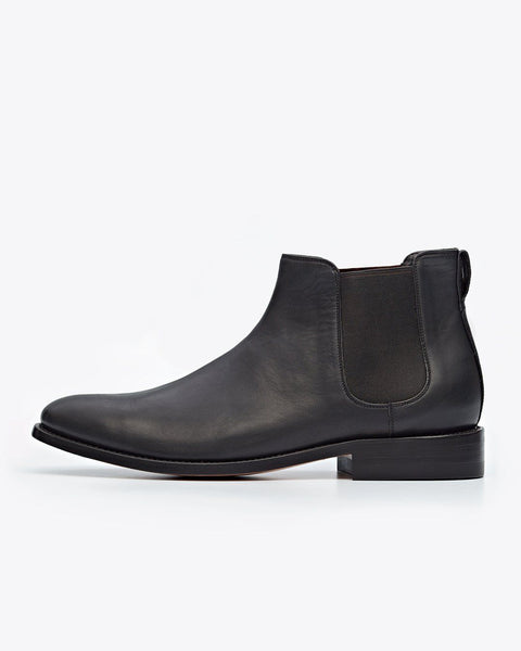Men's Chelsea Boot Black FINAL SALE