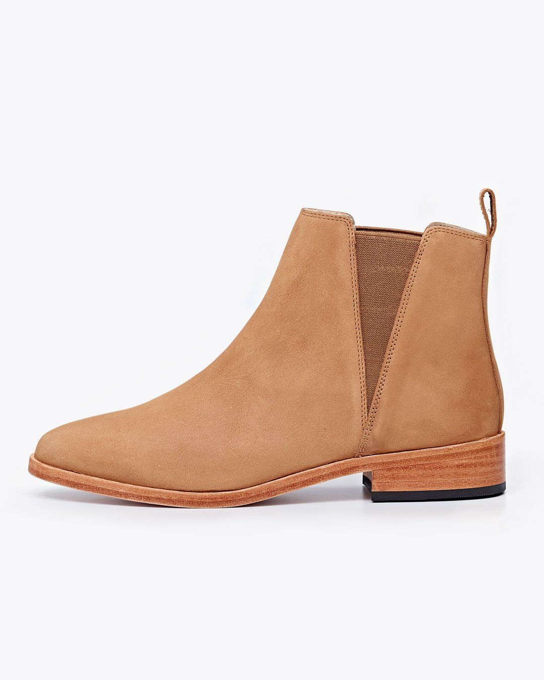 Chelsea Boot Sand | Exchange Only Women's Leather Boot Nisolo