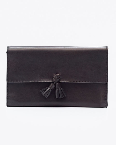 Clutch Wallet Black | FINAL SALE