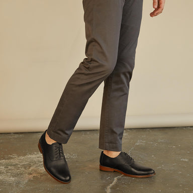 Nisolo - Calano Oxford Black
