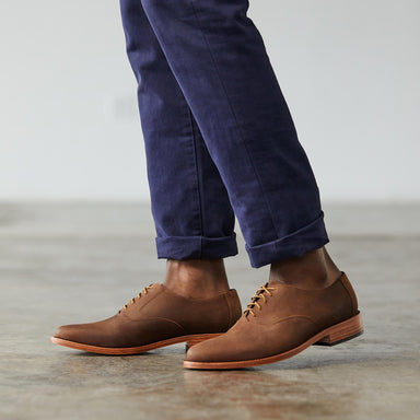 Nisolo - Calano Oxford Oak