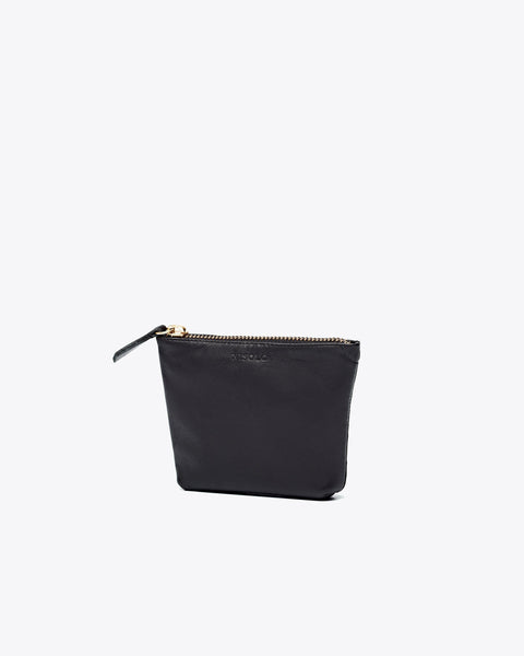 Rosa Mini Pouch Black
