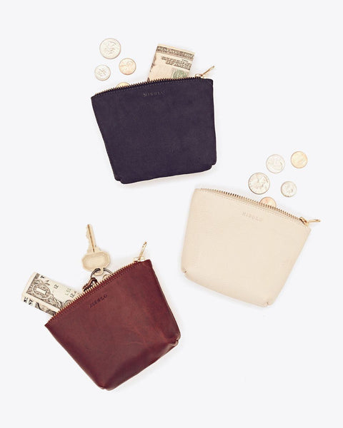 Rosa Mini Pouch Brandy