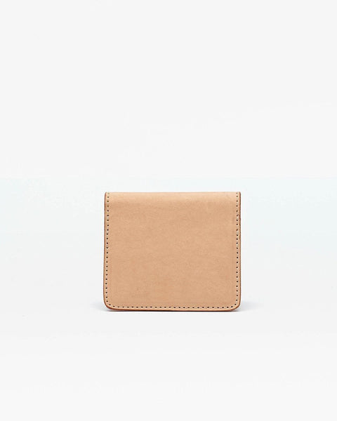Mini Wallet Natural Vachetta