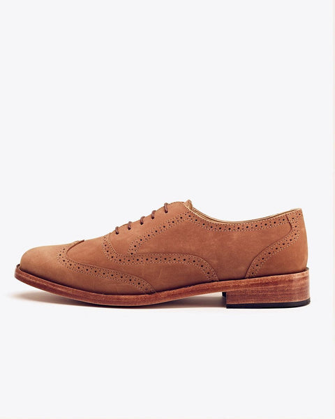 Taylor Wingtip Walnut