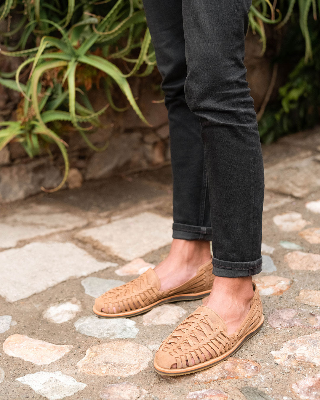 Men's Huarache Sandal | Handcrafted & Ethically Made | Nisolo