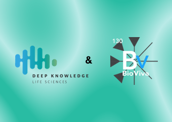 Deep knowledge life sciences and bioviva announce partnership