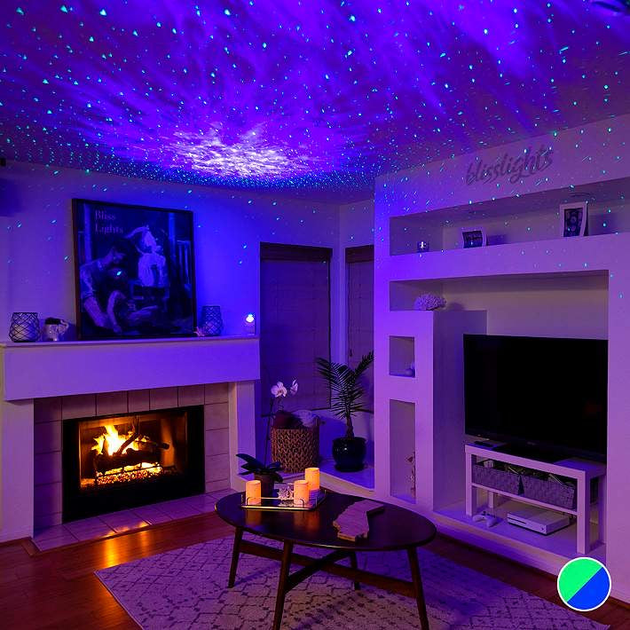 Roomscaped ™ -  Star Cutter Projector