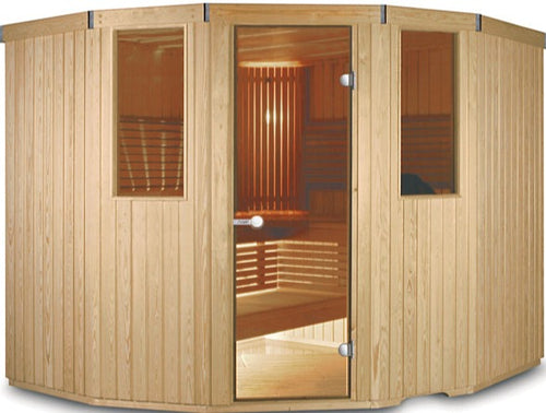 Harvia Variant Sauna - The Swimming Pool Shop