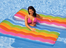 Load image into Gallery viewer, Intex Colour Splash Lounger - The Swimming Pool Shop