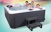 Load image into Gallery viewer, Oakboro Hot Tub - The Swimming Pool Shop