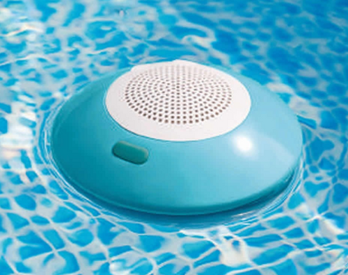 Intex Floating Bluetooth Speaker With Light - The Swimming Pool Shop
