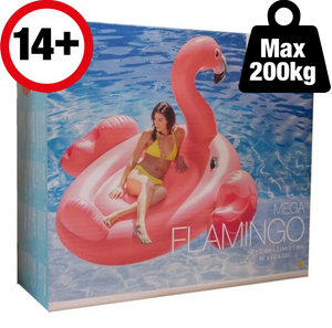 Intex Mega Flamingo Island - The Swimming Pool Shop