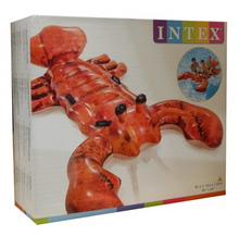 Load image into Gallery viewer, Intex Inflatable Lobster Ride-On - The Swimming Pool Shop