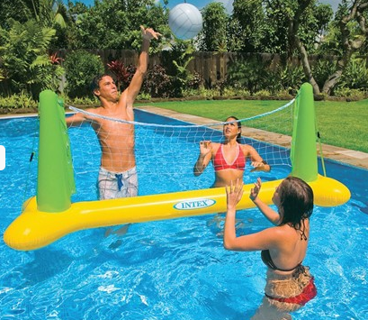 Intex Pool Volleyball Game - The Swimming Pool Shop