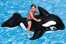 Load image into Gallery viewer, Intex Whale Ride On - The Swimming Pool Shop