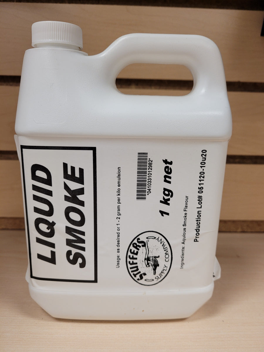 1 kg Liquid Smoke Charsol Supreme