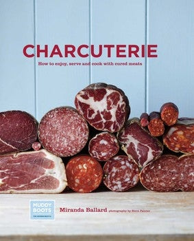 CHARCUTERIE:  HOW TO ENJOY, SERVE, AND COOK WITH CURED MEATS