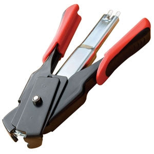 SPRING LOADED HOG RING PLIERS