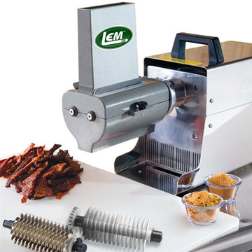 2 in 1 Tenderizer/Slicer attachment for Grinder