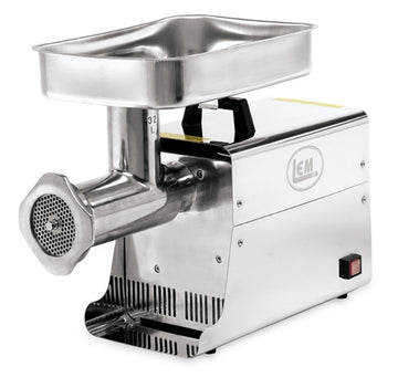 #32 1.5 HP STAINLESS STEEL ELECTRIC GRINDER - LEM