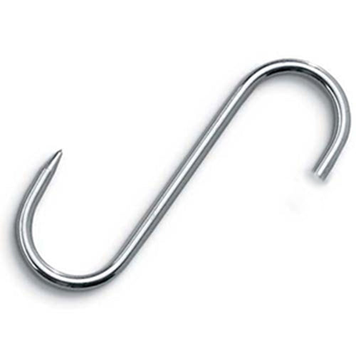 Hook Stainless Steel 120 X 5mm