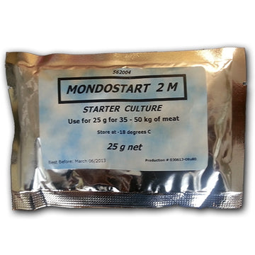 Mondostart 2M Starter Culture 25g  (PLEASE CALL 1-800-615-4474 TO ORDER)