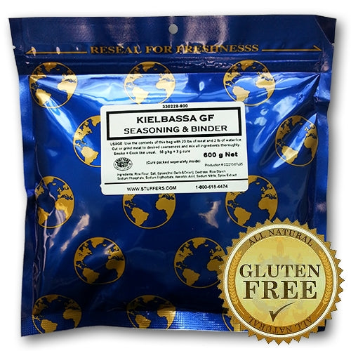 Stuffers Kielbassa Seasoning & Binder Gluten Free 600g