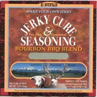Hi Mountain Bourbon Bbq Blend Jerky