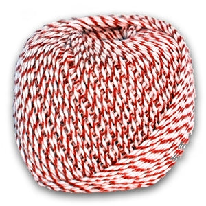 Red & White Sausage Twine 200 g Roll