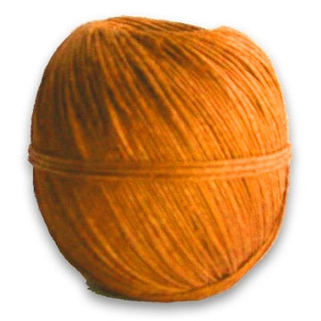 Yellow Sausage Twine 200 g Roll