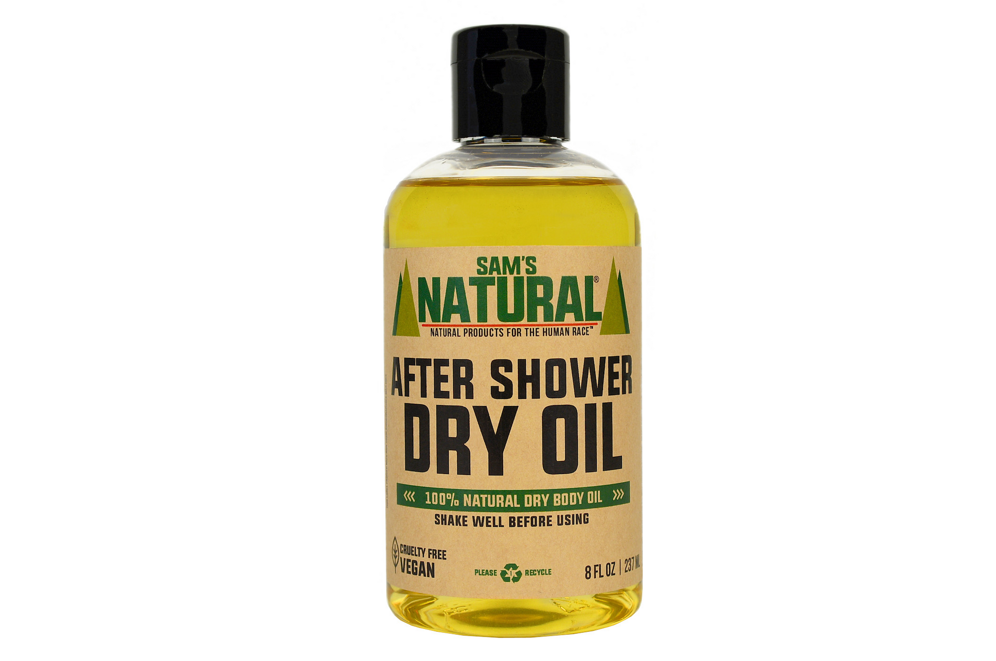 After Shower Dry Oil