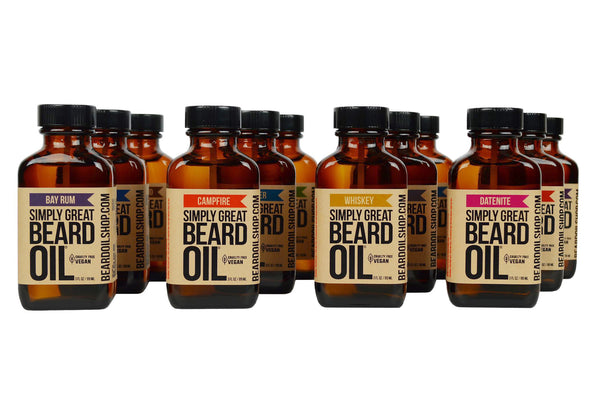 Mix and Match - Simply Great Beard Oil (12)