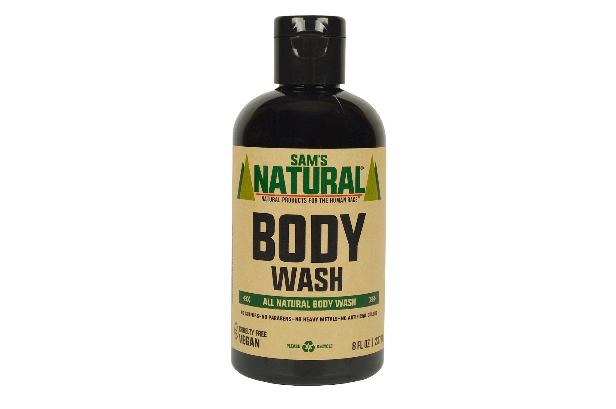 Sam's Natural Body Wash