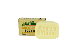Shea Butter Body Bar - Sams Natural (6)