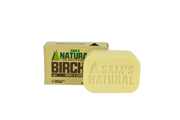 Birch Tar Soap - Sams Natural (6)