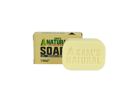 Soap for Men - Sams Natural (6)