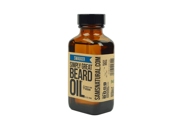 Swagger Beard Oil